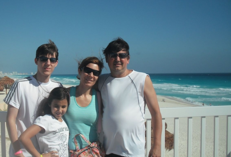 Familia Stabile - CANCUN - (Dez/10)